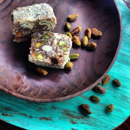 Olam: Dates & nuts Bars