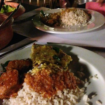 Fort House Restaurant: Malayalee dishes