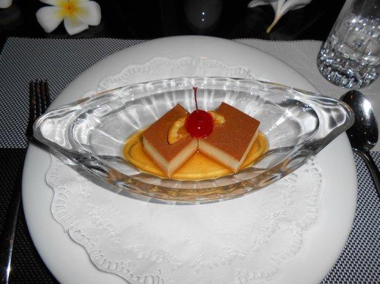 Bentota Beach by Cinnamon: The Desserts