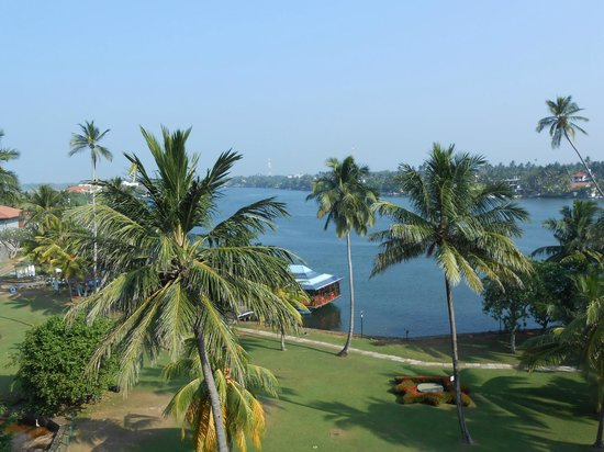Bentota Beach by Cinnamon: View from our room