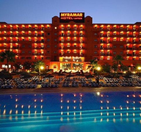 Myramar Fuengirola Hotel: EDITED