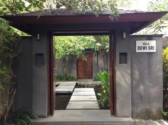 Dea Villas : Dewi Sri, one of the 4-room villas in the Dea Complex. A private paradise!