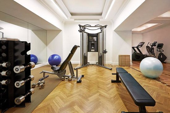 King George, A Luxury Collection Hotel : Fitness Center
