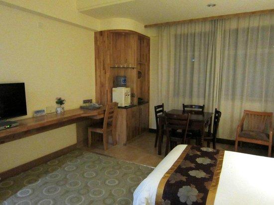 Yunti Hotel: Room