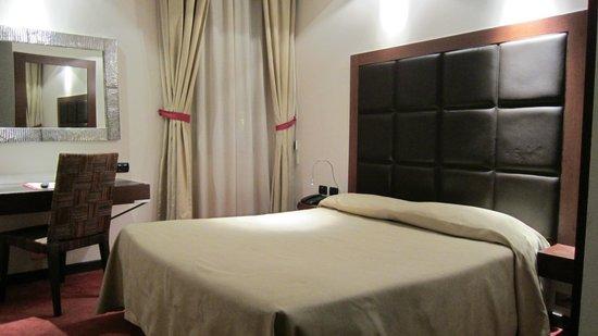 Athenaeum Hotel: 落ち着いていて過ごしやすい部屋