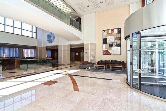 SANA Lisboa Hotel : Lobby