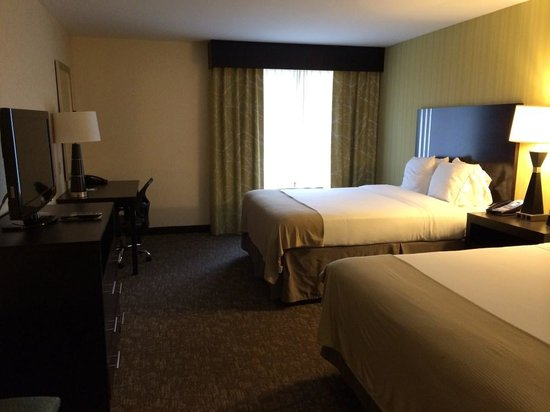 Holiday Inn Express Neptune: Room