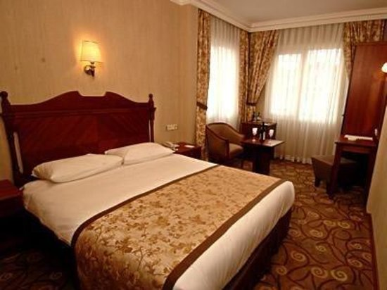 Lady Diana Hotel: Guest Room
