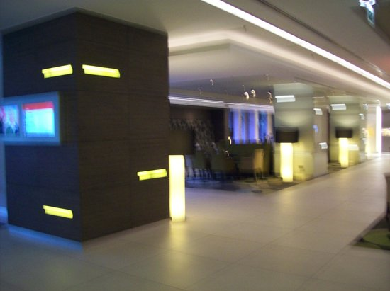 Crowne Plaza Dusseldorf: Lobby