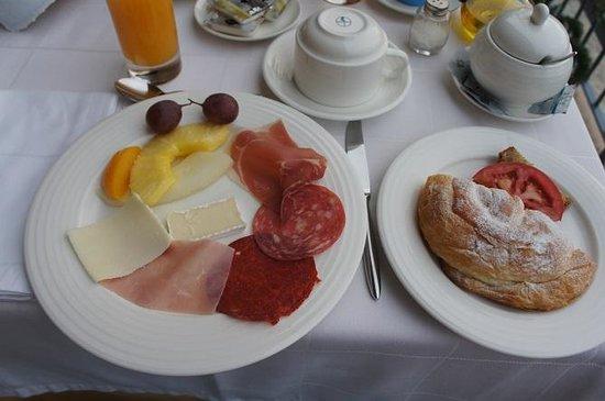 Es Petit Hotel de Valldemossa: breakfast