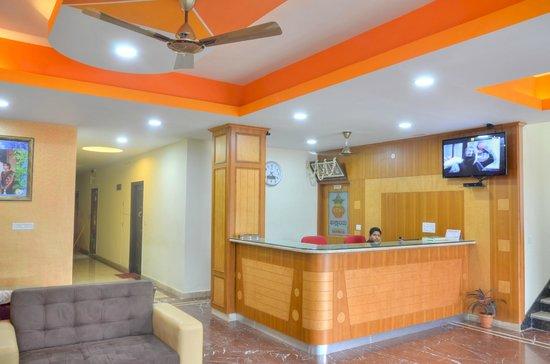 Akshaya Palace Inn: lobby