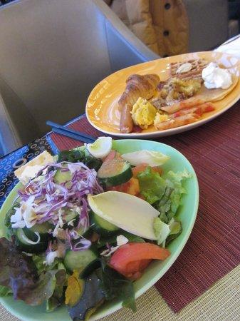 Grand Cafe: 朝食の一例