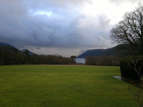 Armathwaite Hall Hotel & Spa: view