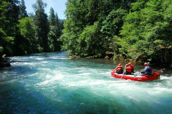 Wildwater River Guides: White Salmon River 7/13