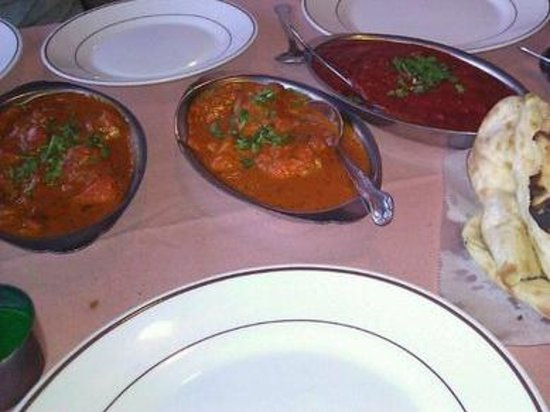 Tandoori Nights: great food