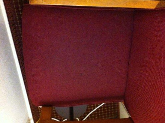 Travelodge Fredericksburg : Assise d'un fauteuil