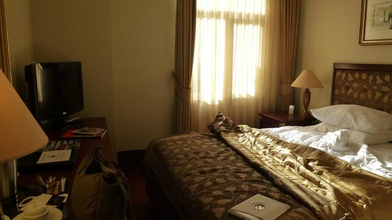 Eresin Crown Hotel Sultanahmet: Standard Room