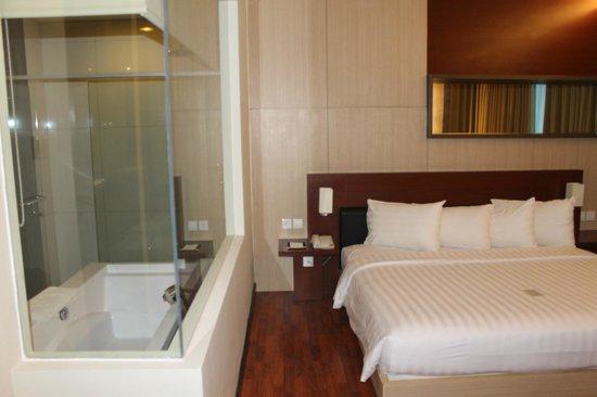 Premiere Suite Picture Of Hotel Santika Tasikmalaya Tasikmalaya Tripadvisor