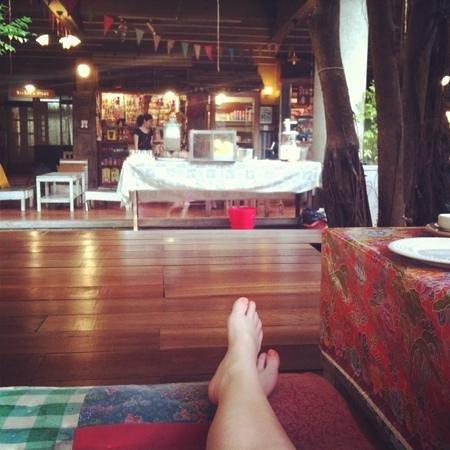 Phranakorn-Nornlen Hotel: the cute lobby