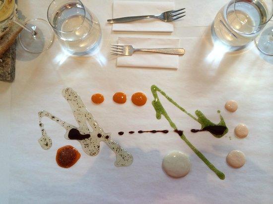 3 Pavaru Restorans: Тапас