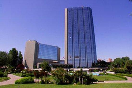Sheraton Istanbul Atakoy Hotel: Exterior View