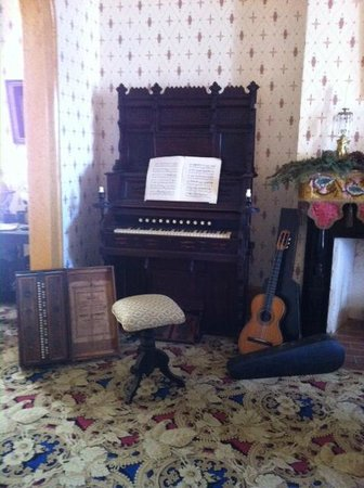 Whaley House Museum: The Study