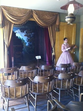 Whaley House Museum: The Theater