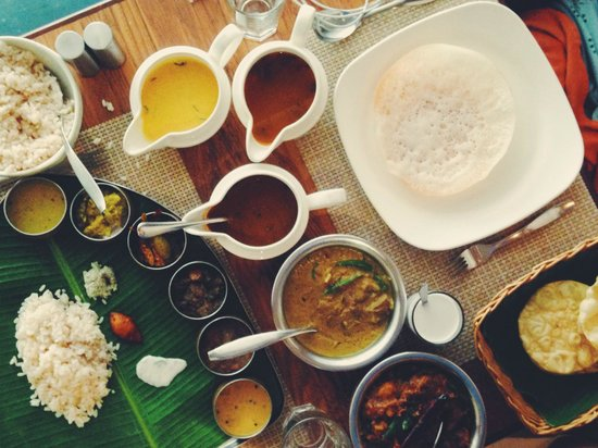 Ente Keralam: Food fit for a King.