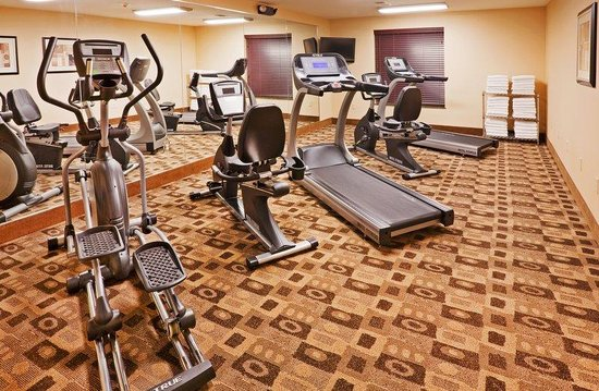 Holiday Inn Express Hotel & Suites Pauls Valley: Fitness Center