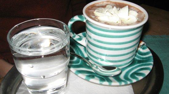 Cafe Würfelzucker: Hot Cocoa