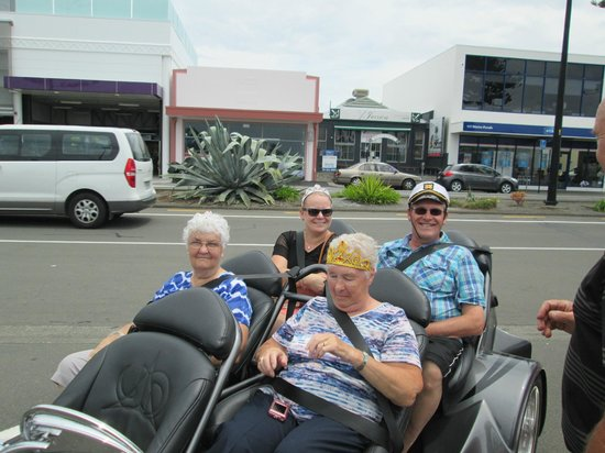 Supertrike Tours and Hire: great ride