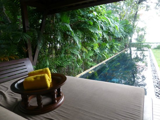 Phulay Bay, A Ritz-Carlton Reserve : Great long pool in Reserve Pool Villa