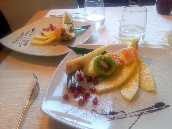 Ristorante Regia: frutta