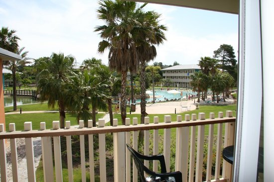 PortAventura Hotel Caribe : View from the room