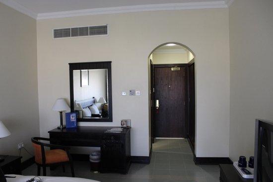 Golden Tulip Resort- Dibba: the room