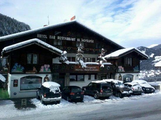 hotel La Bergerie: La Bergerie