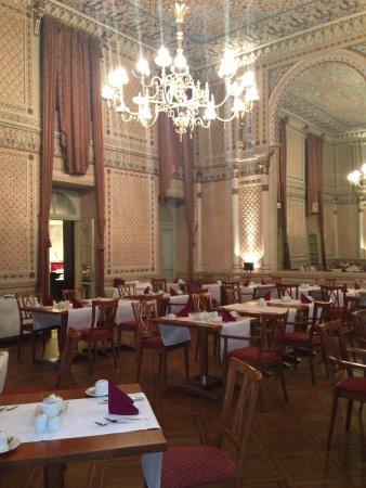 Hotel Halm Konstanz: Marvelous restaurant