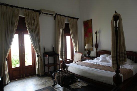 Tamarind Hill: My room