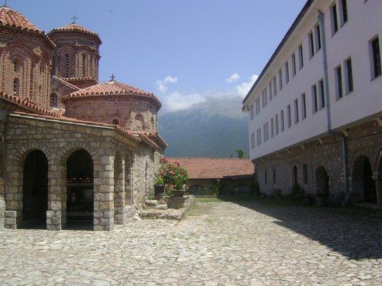 Monastery of Saint Naum : Church