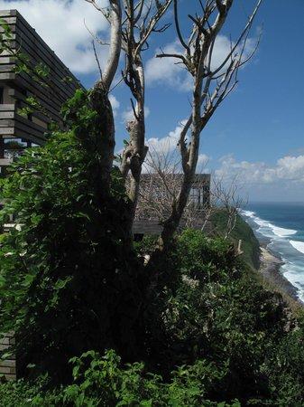 Alila Villas Uluwatu: vue