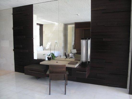 Alila Villas Uluwatu: chambre