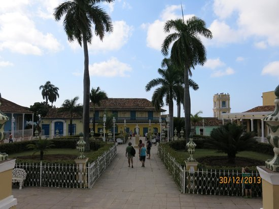 Sancti Spiritus, Kuba: Trinidad - a jewel in Cuba's crown