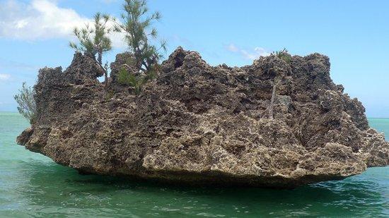 Tamarin Bay : Riche cristal