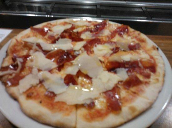 Ristorante Pizzeria Amaro: Pizza gourmet
