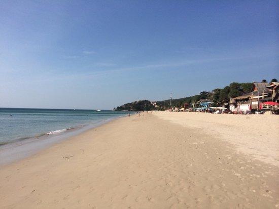 兰达岛孔宁海滩