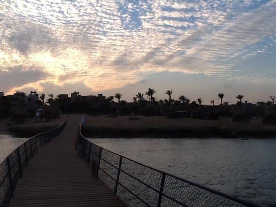Siva Port Ghalib : все пути ведут к морю !