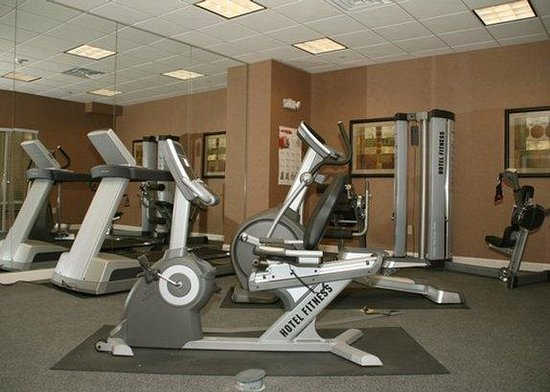 Comfort Suites Florence : Exercise Room