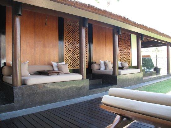 The Legian Bali: villa