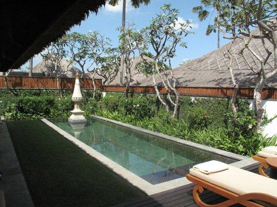 The Legian Bali: piscine de la villa