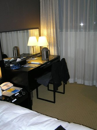 Hotel Villa Fontaine Roppongi : Уютно, спокойно, чисто